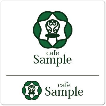 ロゴ カフェ