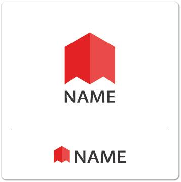 ロゴ 建設