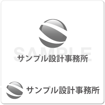 ロゴ 設計事務所