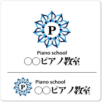 ロゴ ピアノ教室