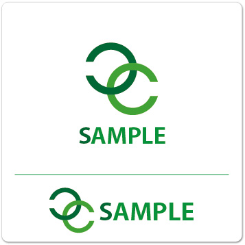 ロゴ C(アルファベット)シンプル